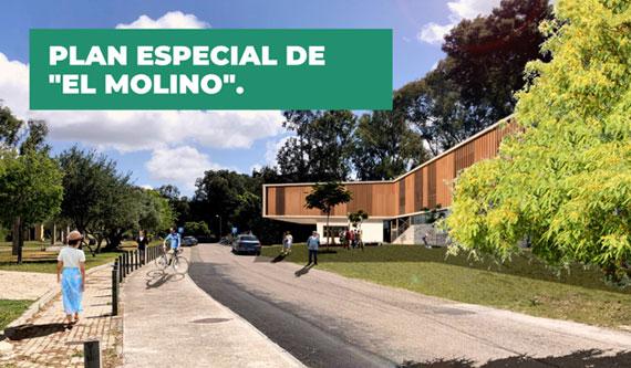 Plan Especial «El Molino»