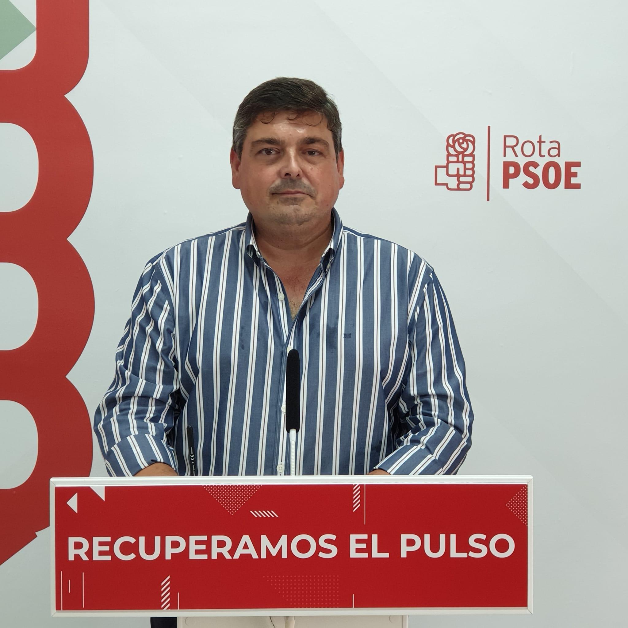EL PP DE ROTA, VACÍO DE IDEAS Y PROYECTOS, Y SIN TEMAS PARA HACER OPOSICIÓN